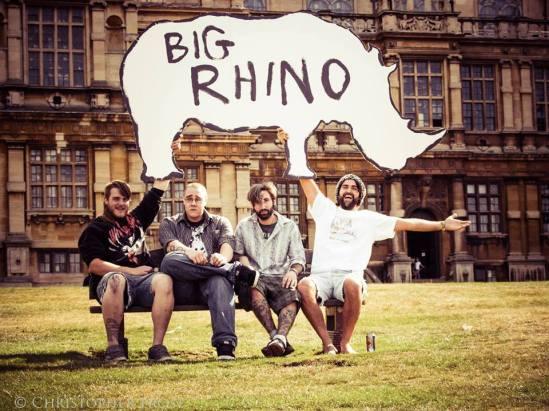 Rhino sign